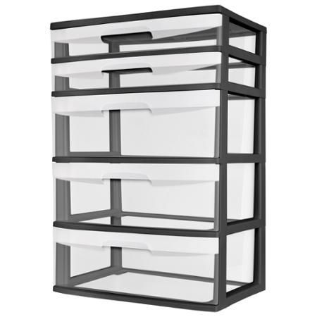 5-Drawer Sprouting Tower