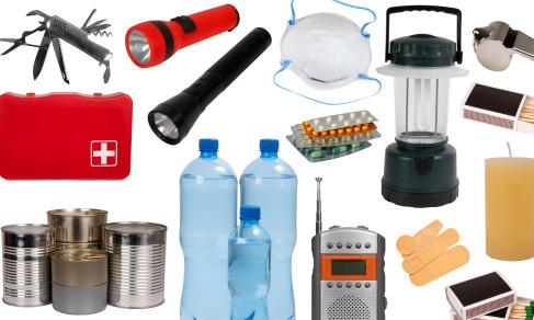 Home Winter Emergency Kit