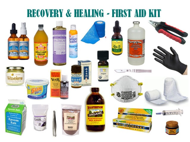 Livestock First Aid Kit