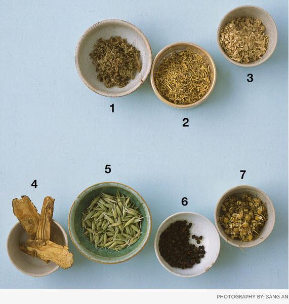 15 Herbs Tea